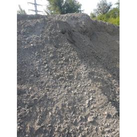 Щебеночно-песчаная смесь фракции 0-40 мм