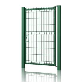 Хвіртка 3D Light 1000х1680 мм зелена RAL6005
