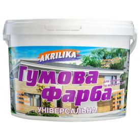 Akrilika краска резиновая для крыш 11,0 кг