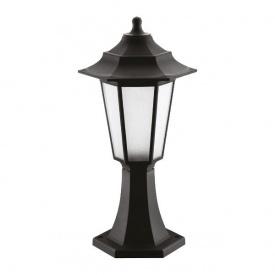 Светильник садово-парковый BEGONYA-1 Е27 черный