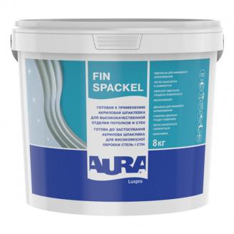 Шпаклівка Aura Luxpro Fin Spackel фінішна 8 кг