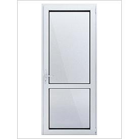 Офисные двери Эконом WDS 404 металлопластиковые 900х2100 мм
