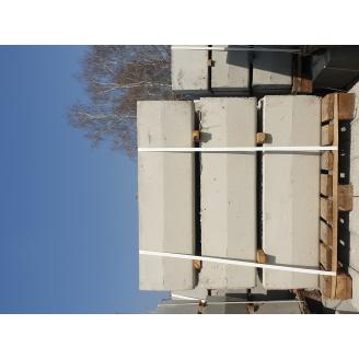 Бордюр БР 100.30.18 бетон В 25 300х180х1000 мм