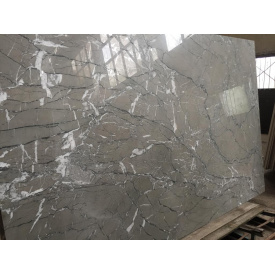 Sebrait Gray Marble Мрамор серо белый 2х190х290 см