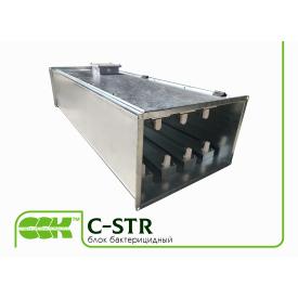 Блок бактерицидный для обеззараживания воздуха C-STR