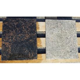 Плита мощення гранітна Жадановського родовища 2 см