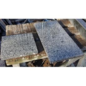 Плита мощения гранитная Покостовского месторождения 2 см
