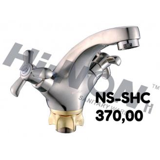 Змішувач для умивальника HI-NON NS-SHC