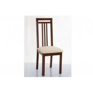 Дерев'яний обідній стілець з м'якою сидушкою Бремен Н