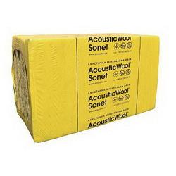Акустична мінвата Акустик 80 кг/м3 50 мм 1х0,6 м 3,6 м2