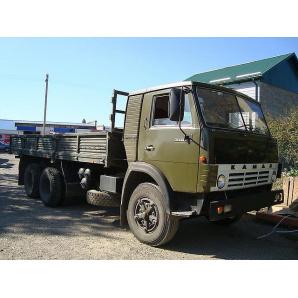 Оренда вантажного автомобіля КАМАЗ 53212 10 т