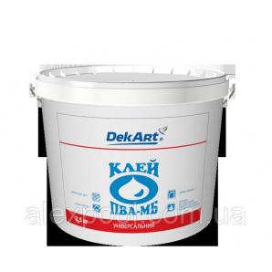 DekArt Клей ПВА-МБ для внутренних работ 4,8 кг