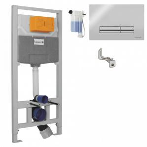 IMPRESE Комплект інсталяції 3в1 PANI хром OLIpure i9120OLIpure