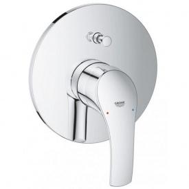 Eurosmart New Смеситель для ванны однорычажный встраиваемый без излива GROHE 33305002