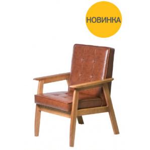 Дизайнерське крісло для будинку ресторану Швабе 890х620х700