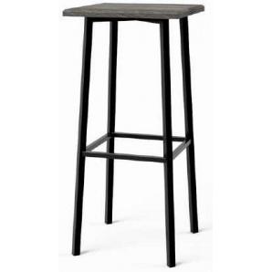 Стілець в стилі лофт Ромер для будинку ресторану 730х340х340 мм