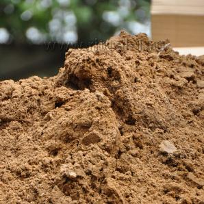 Підсипка з піску під фундамент 5-10 см