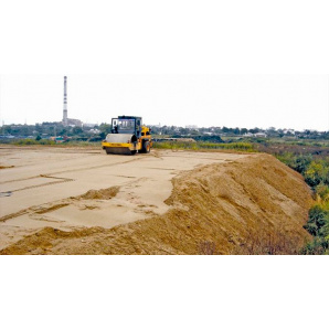 Ущільнення ґрунту до 30 см