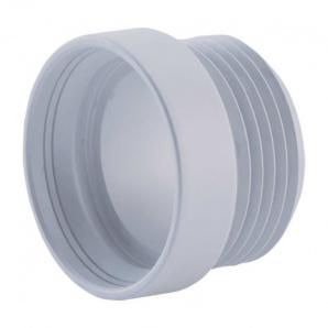 Манжета ANI Plast W0210 для унітазу пряма з випуском 110 мм, довжина 94 мм