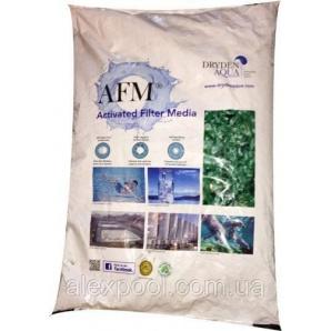 Активний фільтруючий матеріал (AFM) Dryden Aqua-0,5-1,0 мм 25 кг зеленого скла
