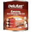 DekArt Емаль алкідна ПФ-266 Червоно-коричневий 2,8 кг для дерева