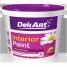 DekArt Фарба інтер'єрна Interior Paint Біла для внутрішніх робіт 4 кг