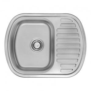 Кухонна мийка ULA 7704 U Satin (ULA7704SAT08)