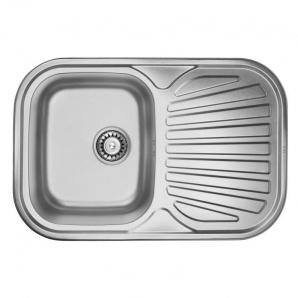 Кухонна мийка ULA 7707 U dekor (ULA7707DEC08)