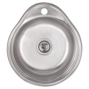 Кухонна мийка 4843 Satin (0,6 мм)