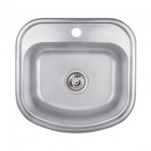 Кухонна мийка 4749 Satin (0,8 мм)