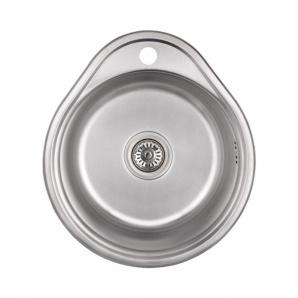 Кухонна мийка 4843 Decor (0,8 мм)