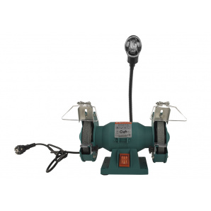 Точильний верстат Sturm 125 мм 230 Вт з подсв BG6012L
