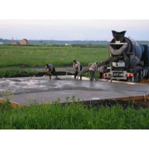 Товарний бетон М150 В10 Р1