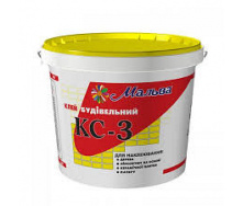 Клей будівельний КС-3 1,5 кг Мальва