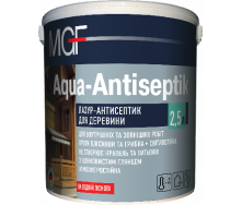 Лазур-антисептик MGF Aqua-Antiseptik твк 0,75 л
