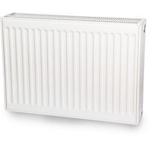 Сталевий радіатор Ultratherm 22 тип 500x400 758 Вт бокове підключення 22500400