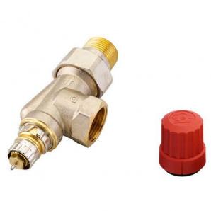 Термостатичний клапан Danfoss RA N 20 осьової 013G0155
