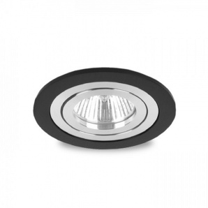 Вбудований світильник Feron DL6110 чорний