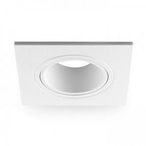 Вбудований поворотний світильник Feron DL0380 білий