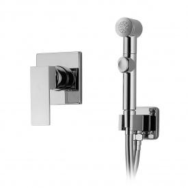 LEON набор смеситель скрытого монтажа с гигиеническим душем VOLLE 15215200