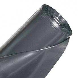 Плівка будівельна сіра 1,5*100 (вт) (100 пог.м)