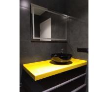 Столешница в ванную комнату из Lotte Staron SS 042