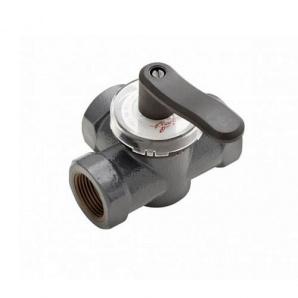 Поворотний триходовий клапан Danfoss HRE3 PN6 DN40 внутрішня різьба 065Z0421