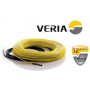 Кабель нагрівальний Veria Flexicable 20 2х жильний 12,5 м2 1974W 100м 230V 189B2018