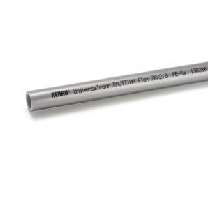 Труба RAUTITAN flex 25х3,5 мм 6 м REHAU 130390006
