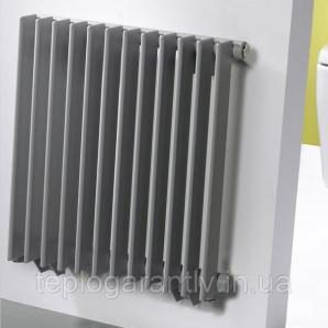 Дизайнерський радіатор опалення Vasco Tulipa T1 605х600
