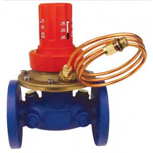 Регулятор перепаду тиску 4007F 5-30 кПа kvs 250-5600 DN 40 фланцевий Herz 1400715