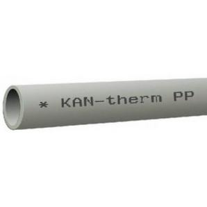 Поліпропіленова труба 63х5,8 мм PN10 KAN ppr 04000163