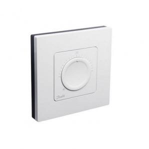 Кімнатний терморегулятор Danfoss Icon Dial накладної 088U1005