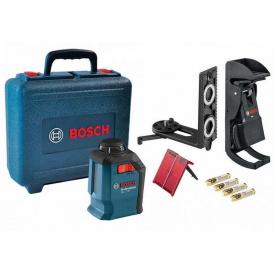 Лазерный нивелир Bosch GLL 2-20 Professional + BM3 20 м (0601063J00)